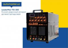 TIG-200 AC/DC 220v (Leader Max)