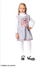 Блузки для девочек ABS Textile Company