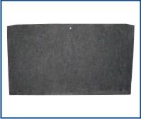 Покрытие ковровое в багажник для автомобилей Матиз