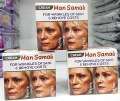 Крем Mann Samak от морщин и пигментных пятен, 75 мл
