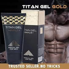 Titan Gel Gold (Титан гель голд) специальный гель для мужчин