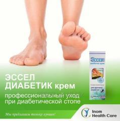 Эссел Диабетик крем