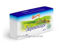 Масло растительно-сливочное «Деревенское»  82,5%