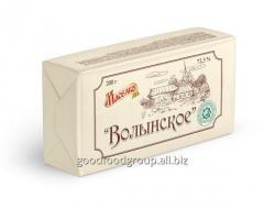 Масло растительно-сливочное «Волынское» 72,5