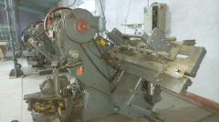 Оборудование для производства закаточной крышки СКО
