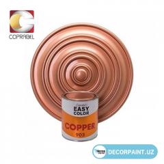 Краска металлизированная Easy Color Copper 903