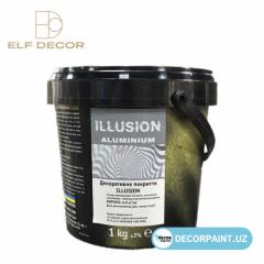 Декоративное покрытие Illusion Aluminium