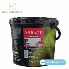 Декоративное покрытие Mirage Silver