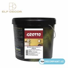 Декоративное фактурное покрытие Grotto