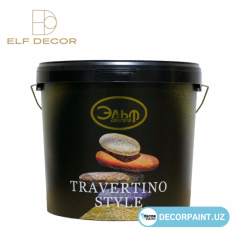 Декоративное фактурное покрытие Travertino Style
