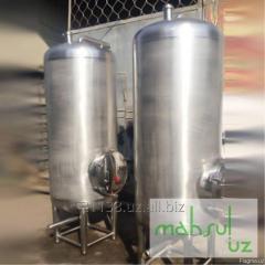 Ёмкости под давление от 500 до 5 000 литров из нержавейки