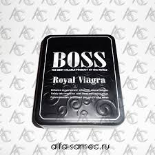 Босс Роял Виагра (12шт)