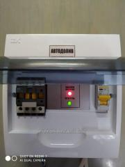Автоматика Автодолив для бочек