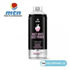 Грунтовка белая матовая MTN PRO Matt White Base Primer