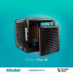 ALINDAR 20 - Воздушный охладитель испарительного типа. Био-охладитель.