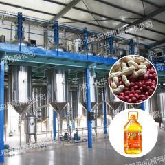 Оборудование для производства арахисового масла