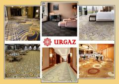 Нейлоновые ковры для гостиниц и офисов