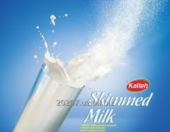 Сухое обезжиренное молоко 17% белок