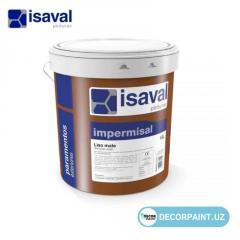 Краска фасадная гидроизолирующая Isaval Impermisal Supreme