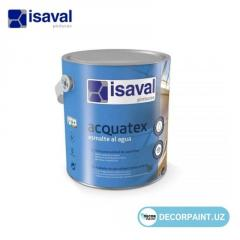 Эмаль акриловая для дерева Isaval Acquatex Esmalte