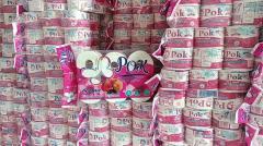 Туалетная бумага с ароматом персика