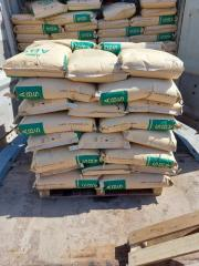 Polymeric raw materials