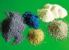 Удобрения азотно-фосфорные калийные