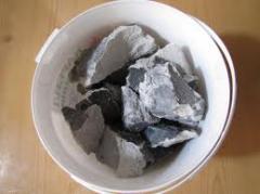 Calcium carbide. Uzbekistan