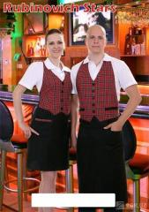 Uniform for waiters