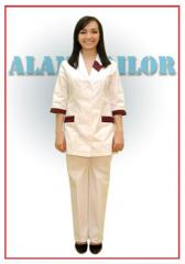 Uniform for druggists