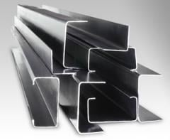 Profiles steel for construction