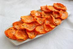 Тыквенные чипсы