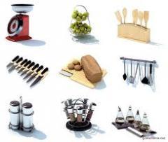 Товары для кухни (контейнеры для холодильника и