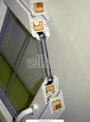 Double-glazed windows