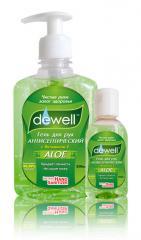 Antiseptic ALOE hand gel