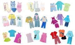 Children's knitted products