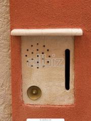 On-door speakerphones