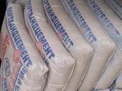 Cement dry