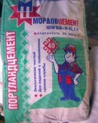 Cement construction