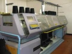 The equipment is textile
