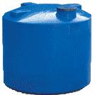 Vertical volume of 5000 liters