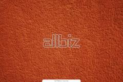 Ткань х/б махровая суровая