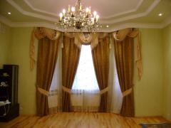 Classical curtains