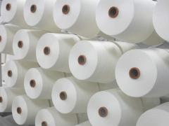 Yarn cotton 54/1