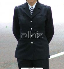 Military service dress
