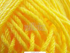 The yarn is cord