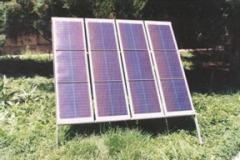 Солнечная низковольтная фотоэлектрическая система