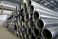 Main welded pipes