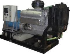 Агрегаты дизельные электрические