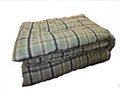 Одеяло стеганое, 200*220см, наполнитель 100%